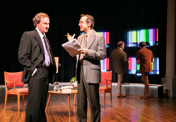 Photo Flash: Bay Street Theater and Sag Harbor Center for the Arts Present FROST/NIXON