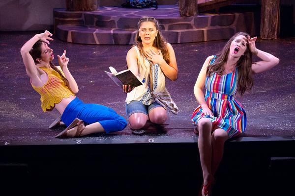 Photo Flash: MAMMA MIA! Comes to Theatre By the Sea