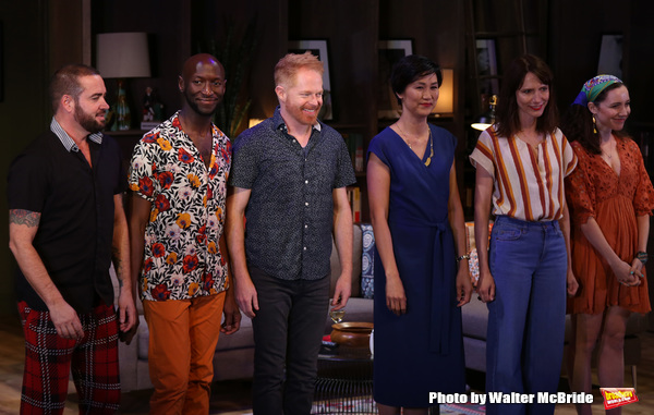 Ian Harvie, Phillip James Brannon, Jesse Tyler Ferguson, Cindy Cheung, Dolly Wells and Talene Monahon