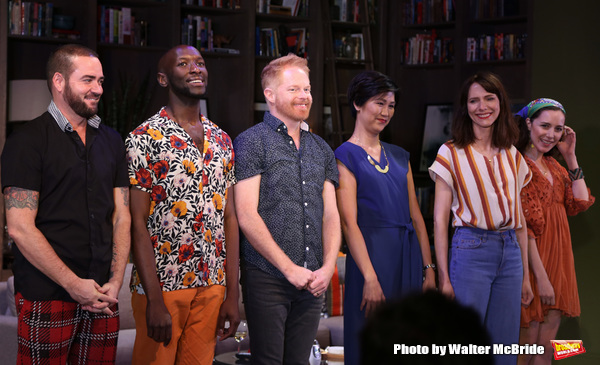 Ian Harvie, Phillip James Brannon, Jesse Tyler Ferguson, Cindy Cheung, Dolly Wells an Photo