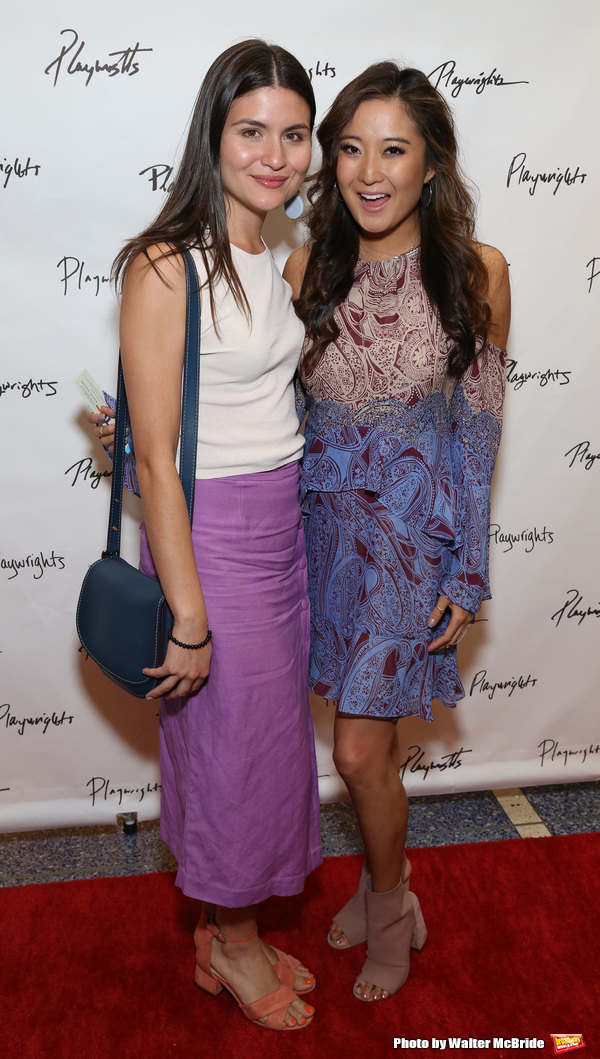 Photo Coverage: On the Red Carpet at Opening Night of LOG CABIN