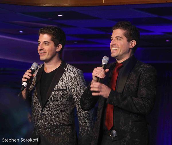 Anthony Nunziata & Will Nunziata