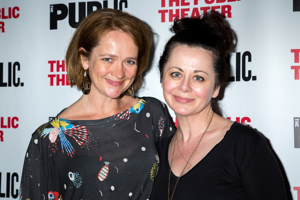 Poppy Miller, Geraldine Hughes Photo