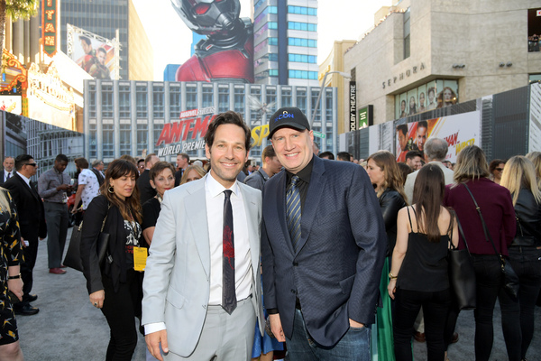 Photos: Paul Rudd, Evangeline Lilly, & More at the ANT-MAN AND THE WASP World Premiere