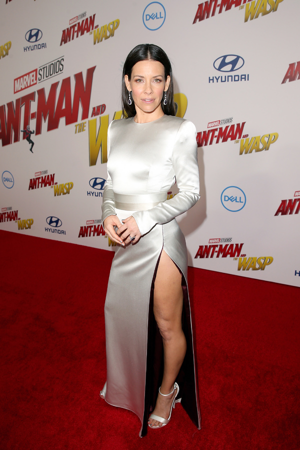 Photo Flash Paul Rudd Evangeline Lilly Amp More At The Ant Man And The