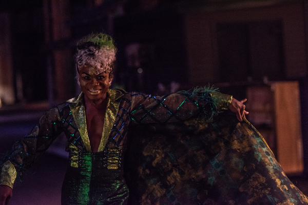 Photo Flash: Go Backstage With the Cast of The Muny's THE WIZ