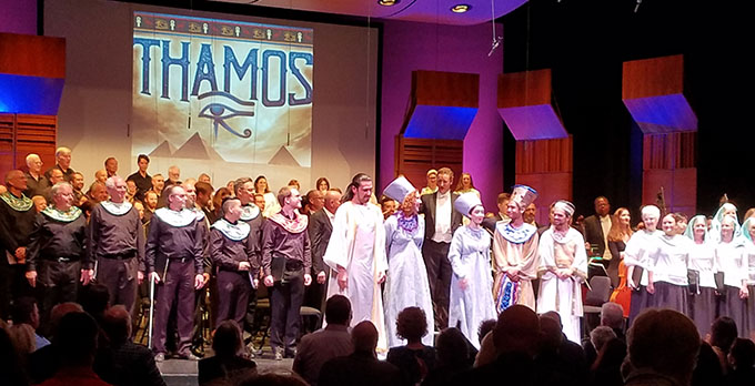 BWW Review: MAINLY MOZART'S THAMOS, KING OF EGYPT at San Diego's Balboa Theater
