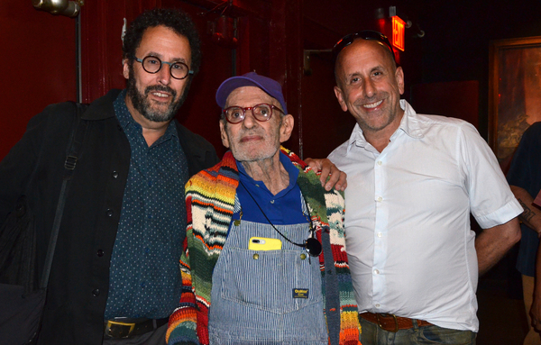 Tony Kushner, Larry Kramer and Scott Elliott