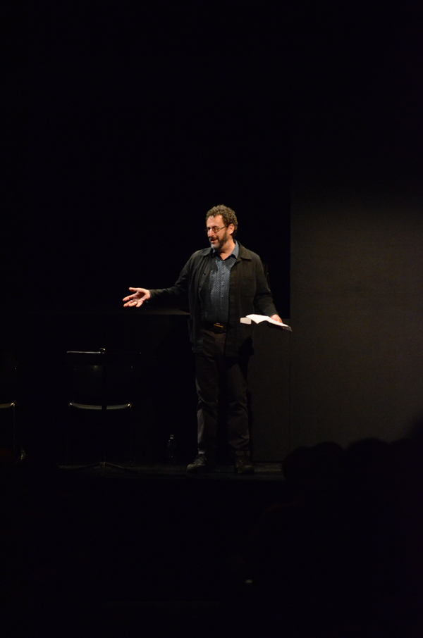 Introduction by Tony Kushner