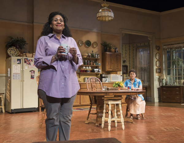 Photo Flash: First Look at THE ROOMMATE at Steppenwolf