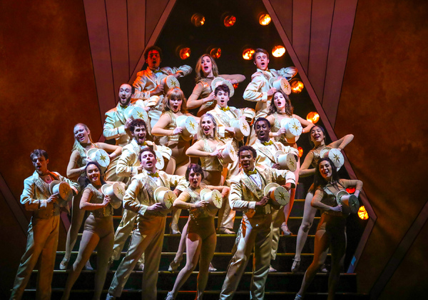 Photos: First Look at Heritage Theatre Festival's A CHORUS LINE