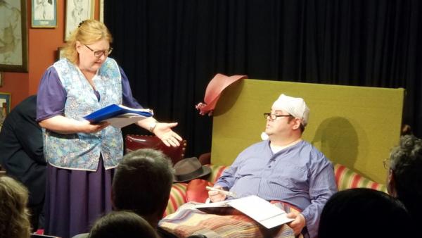 Written by Ian Finkel, this dramedy featured Lamb Bob Greenberg, Cheryl Ann Allen, mu Photo
