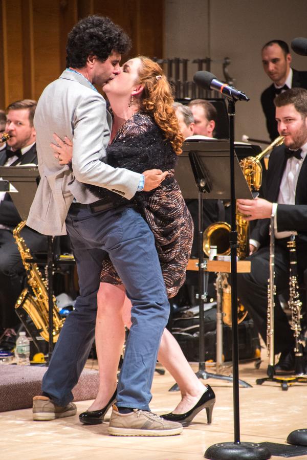 Donna Lynne Champlin, John Cariani
