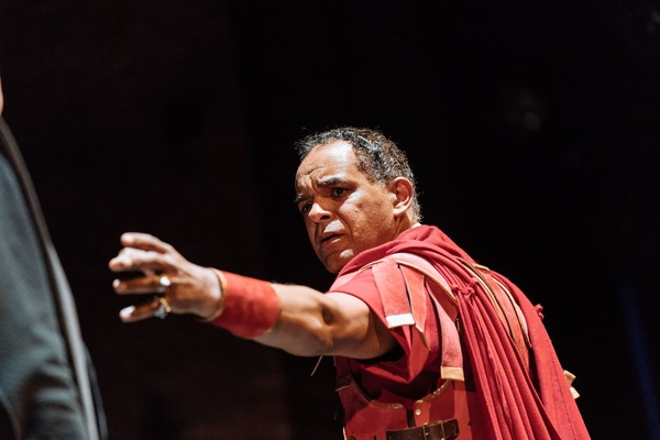 Photo Flash: First Look at IMPERIUM at the Gielgud Theatre
