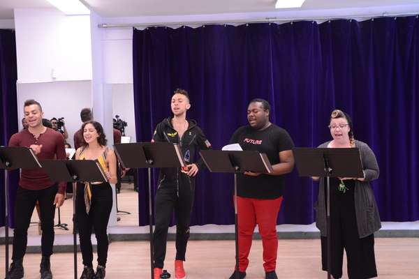 Photo Coverage: NYMF Previews New 2018 Shows