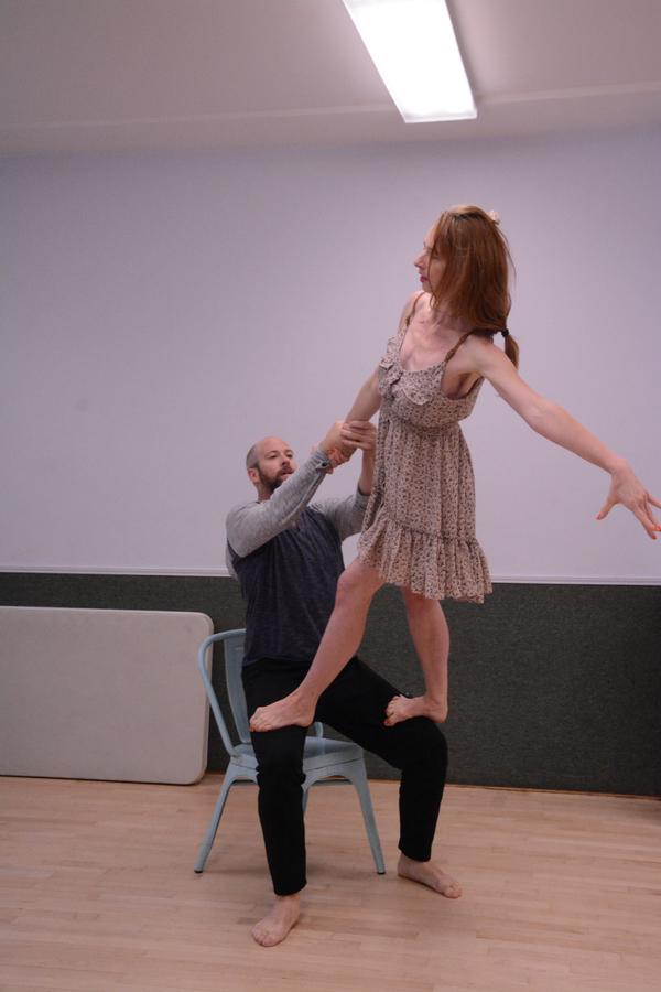 Jeff Davis and Emily Vetsch