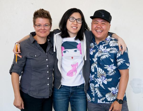 Jessi D. Hill, Melissa Li, Kit Yan.