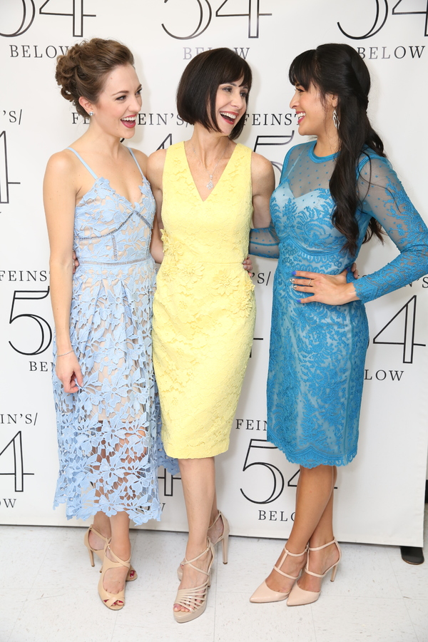 Laura Osnes, Susan Egan, Courtney Reed