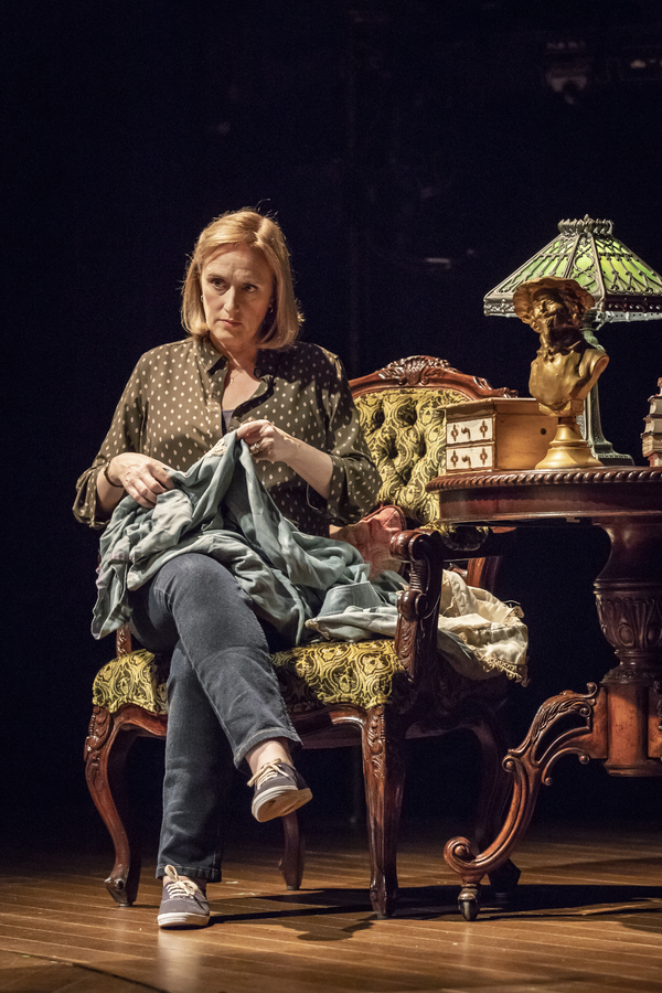Photo Flash: First Look at the Young Vic's FUN HOME