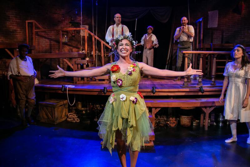 BWW Review: TINKER BELL Joyfully Flies to Adventure Theatre MTC