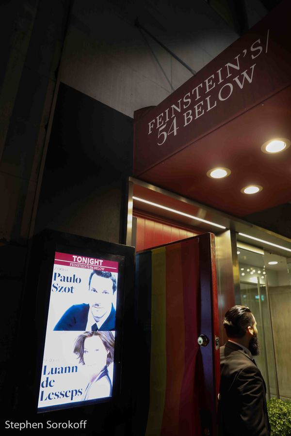 Photo Coverage: Luann de Lesseps Brings Her Friends to Feinstein's/54 Below