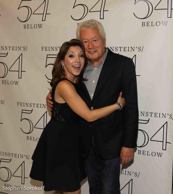 Christina Bianco & Stephen Sorokoff