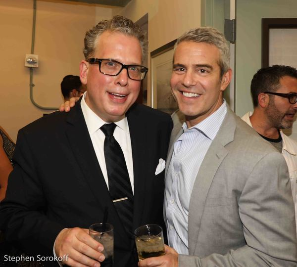 Billy Stritch & Andy Cohen