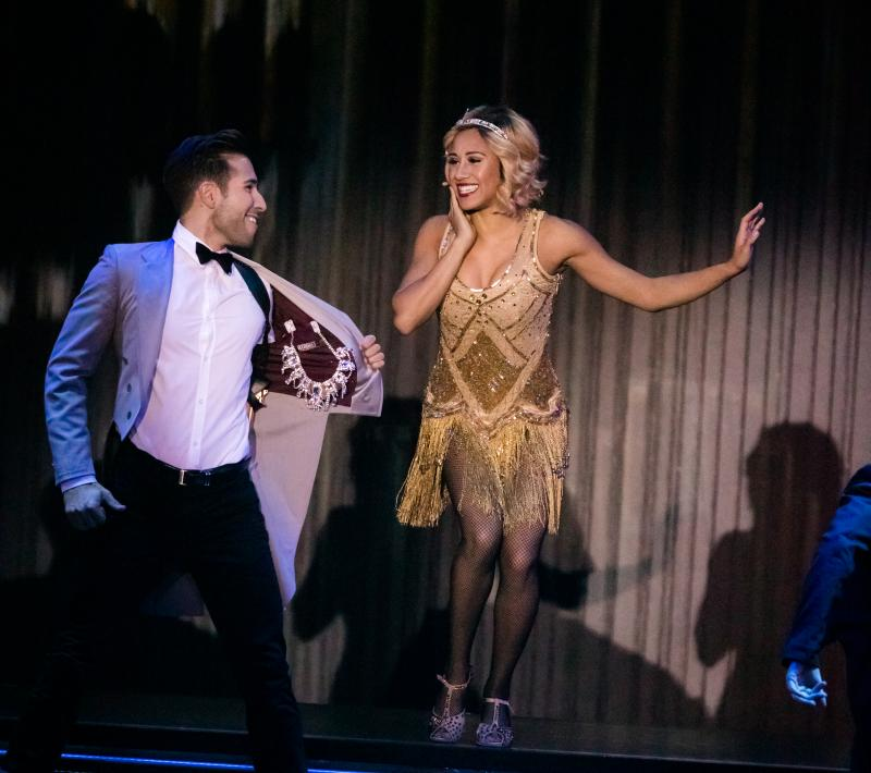 BAZ –A MUSICAL TOUR DE FORCE at The Palazzo Theatre at The Venetian is Fabulous