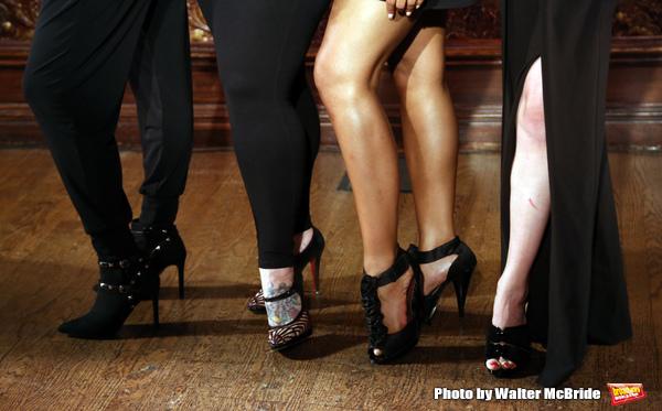Nicole Vanessa Ortiz, Alysha Umphress, Dionne D. Figgins and Emma Degerstedt