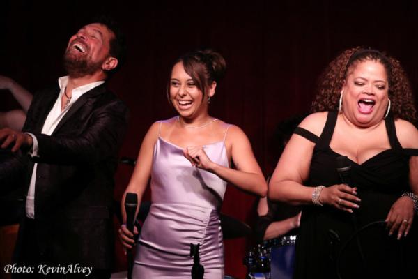 Photo Flash: Broadway at Birdland Presents NEW YORK, OLD FRIEND!