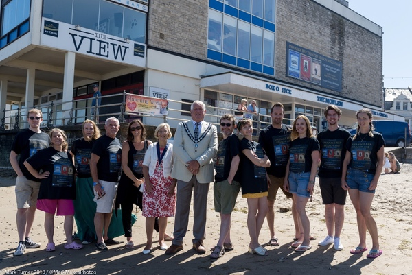 Photo Flash: Swanage Rep Theatre Celebrates its Launch