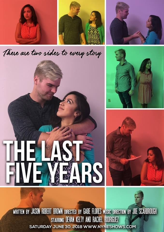 BWW Previews: THE LAST FIVE YEARS TELLS A CAUTIONARY TALE  at NYNE