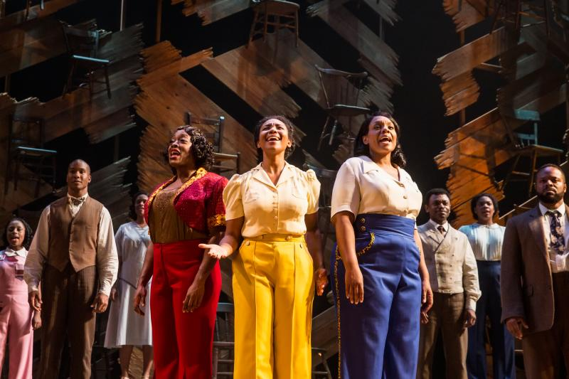 BWW Review: THE COLOR PURPLE Revival at Paramount Fixes the Mediocre Original