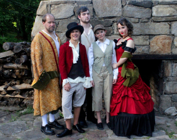 Photo Flash: Parkway Playhouse Presents OLIVER!