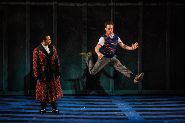 Photo Flash: What a Glorious Feeling! First Look at the Muny's SINGIN' IN THE RAIN