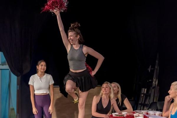 Luxy Banner, Maddie Dennison, Gracee Street, Maddie Reese, Lauren DeFilippo