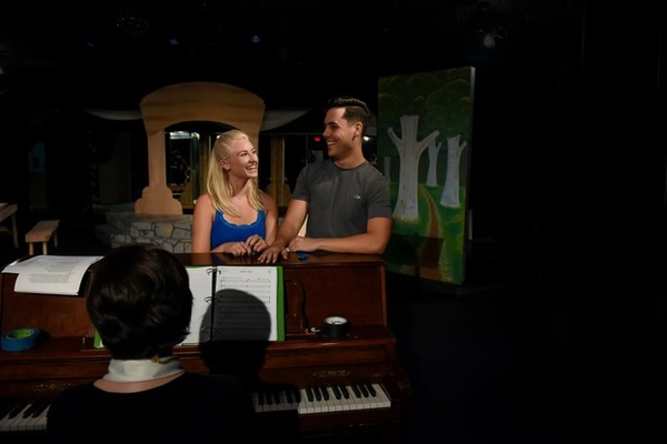 Photos: Rehearsal Photos from GREASE Presented by TexARTS