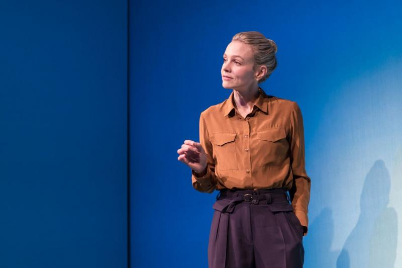 BWW Review:  Carey Mulligan Considers Violence and Gender in  Dennis Kelly's GIRLS & BOYS