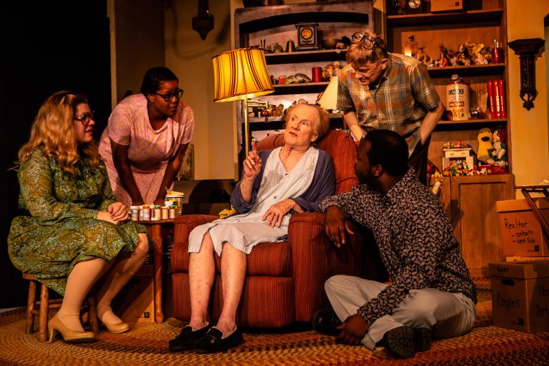 BWW Review:  Hilarious Healing Makes us 'WELL' at Birmingham Festival Theatre