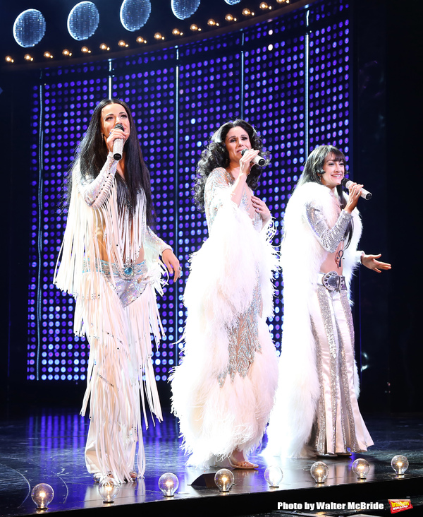 Photo Coverage: The Cast of THE CHER SHOW Takes Their Opening Night Bows