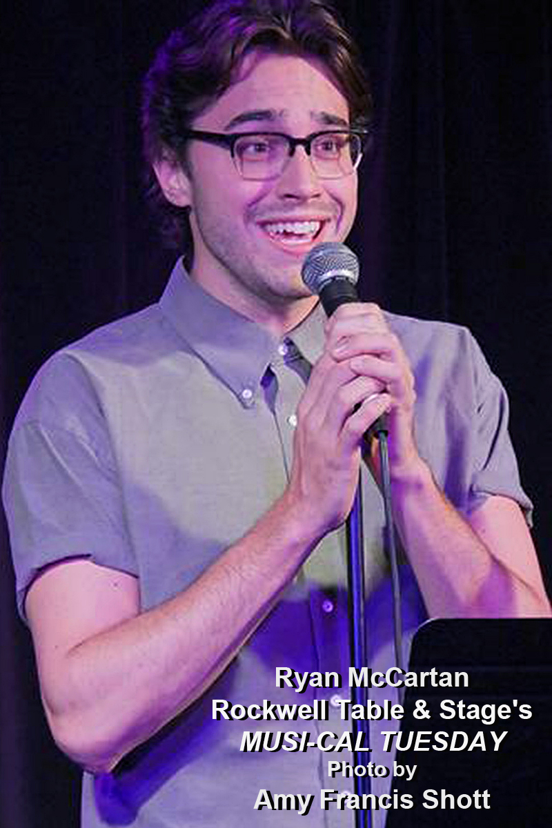 BWW Interview: MUTT HOUSE's Ryan McCartan Goes to the Dogs