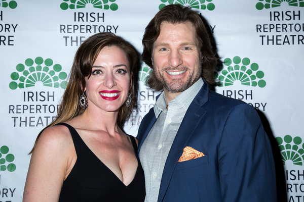 Photos: Irish Rep Celebrates Opening Night of ON A CLEAR DAY YOU CAN SEE FOREVER with Stephen Bogardus, Melissa Errico & More!