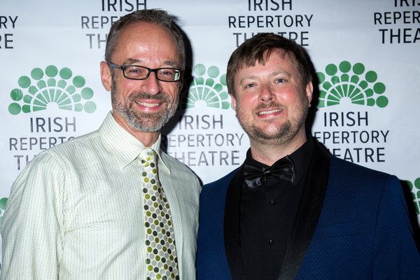 Photo Coverage: Irish Rep Celebrates Opening Night of ON A CLEAR DAY YOU CAN SEE FOREVER with Stephen Bogardus, Melissa Errico & More!
