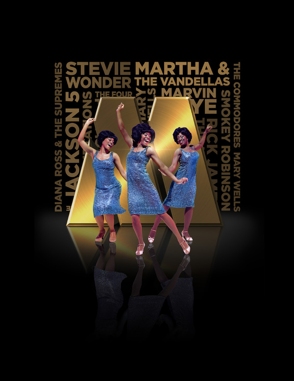 Photo Flash: Get Down with MOTOWN THE MUSICAL