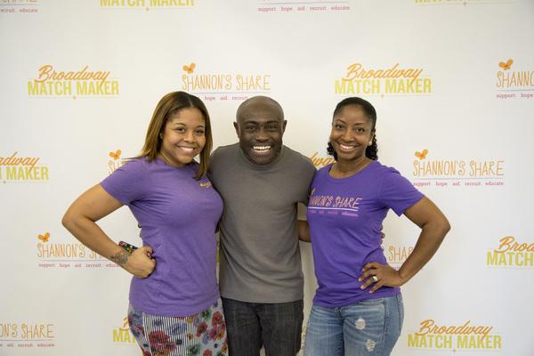 Odiney Brown, James Brown-Orleans, Nahdi Mukomana Photo