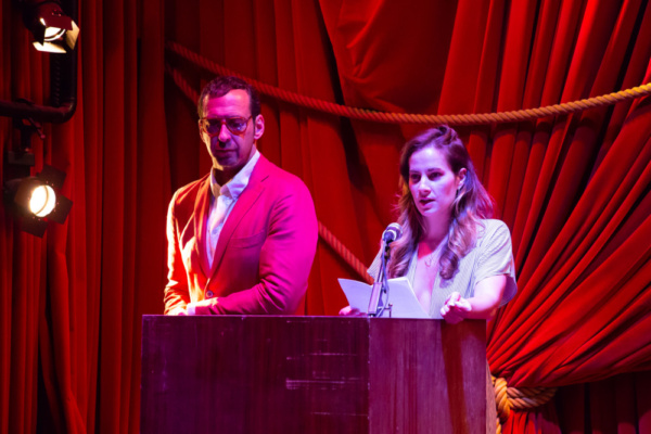 Photo Flash: Ethan Hawke, Chloë Sevigny And More Celebrate At The Relentless Award Ceremony