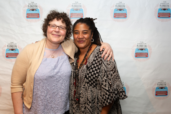 Lucy Thurber & Lynn Nottage Photo