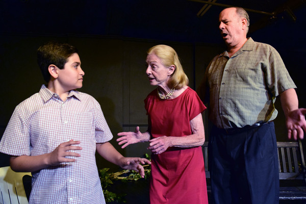 Photo Flash: ALL MY SONS Comes to Group Rep This Summer