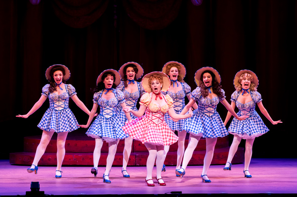 Photo Flash  Music Theatre Wichita Presents GUYS AND DOLLS