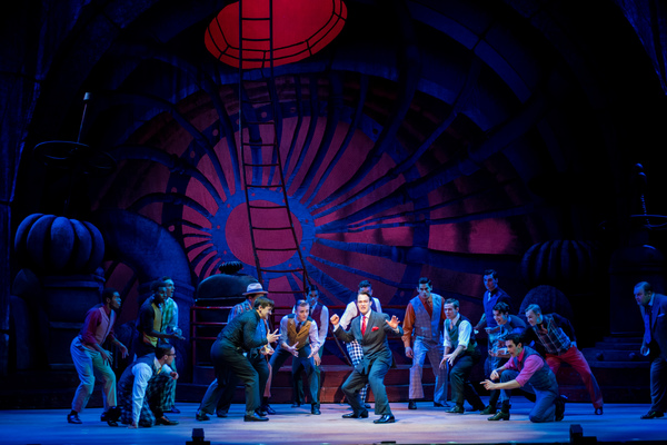 Photo Flash  Music Theatre Wichita Presents GUYS AND DOLLS
